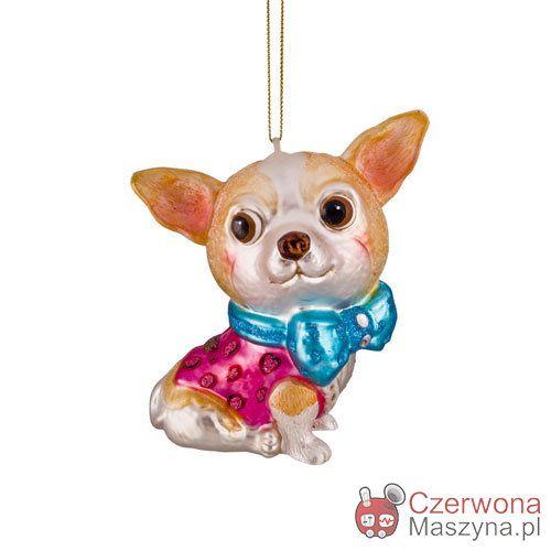 Bombka Gift Company Chihuahua - CzerwonaMaszyna.pl