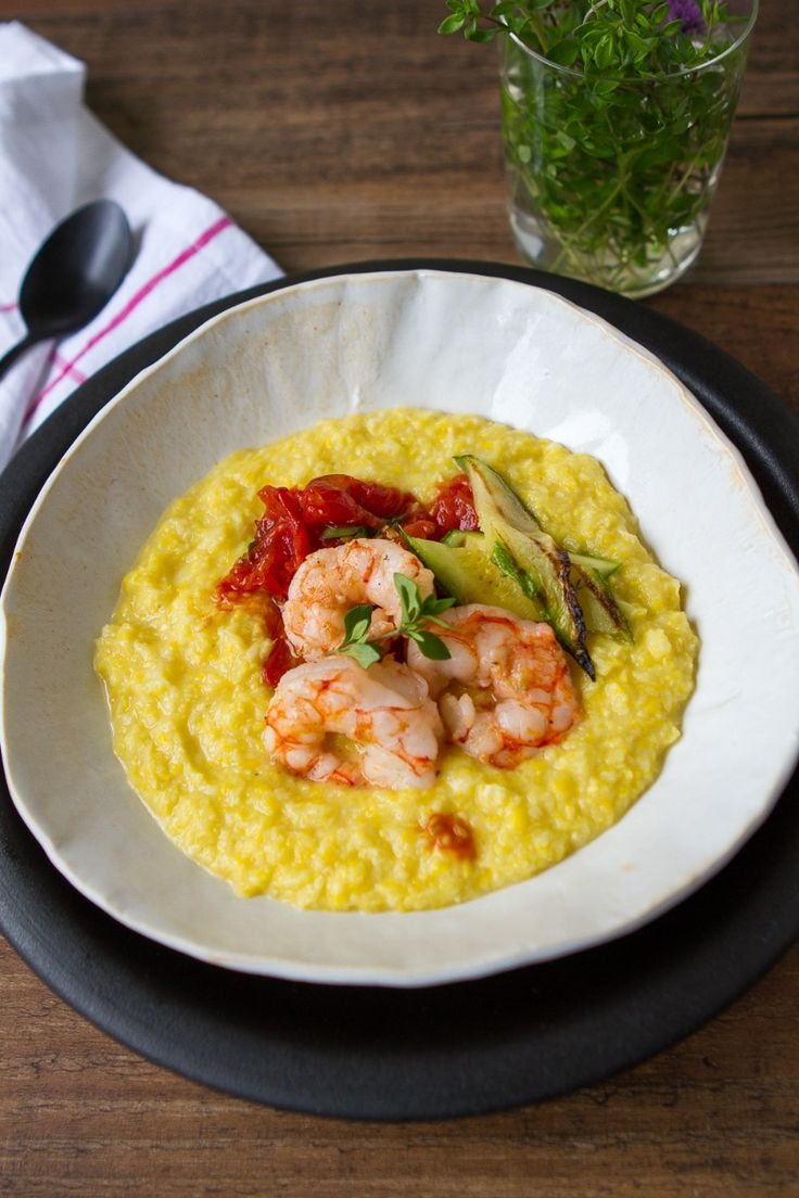 ... Shrimp and Grits on Pinterest | Butter, Shrimp grits and Chicken curry