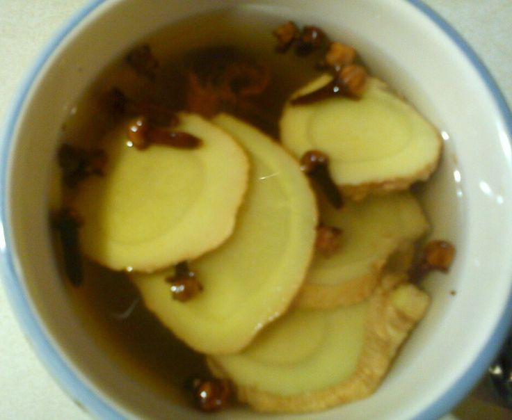 Wisdom Tooth pain relief. Make a tea with Cloves, cinnamon sticks, ginger, honey and water.