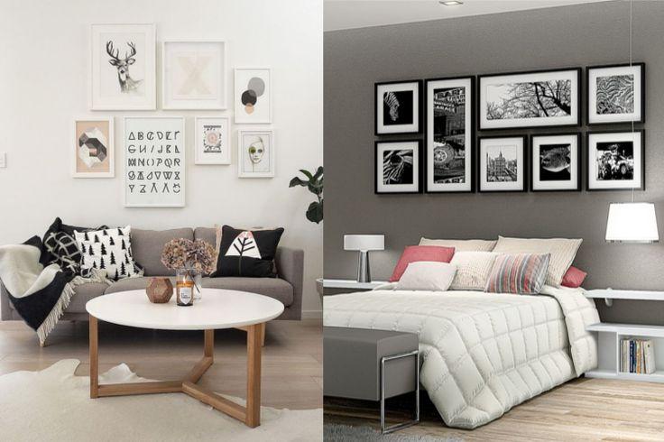Pusta ściana w pokoju lub kuchni nie daje Ci spokoju? Architekci wnętrz i na to znaleźli aranżacyjną receptę. Zobacz nasze pomysły na dekorację ściany.