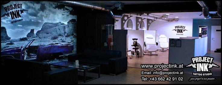 Tattoo Studio Salzburg #projectink #tattoo #salzburg