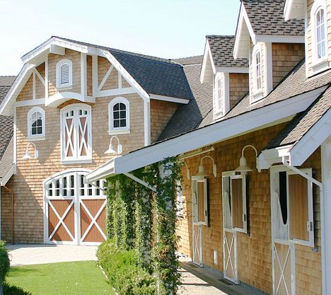Equestrian Facility Design | Horse Barn Design With Stables