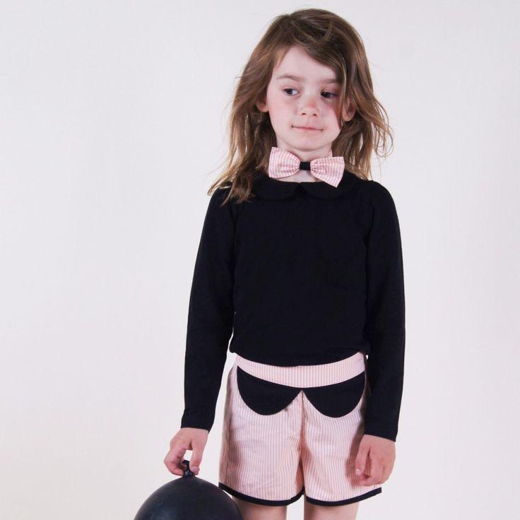 Shorts fra Knast by Krutter - stribet