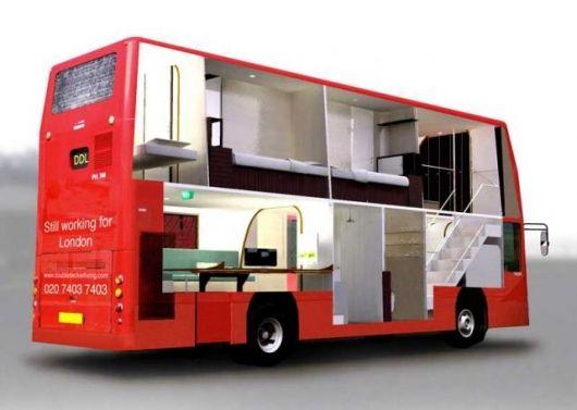 11 best images about Double decker tour bus conversion on ...