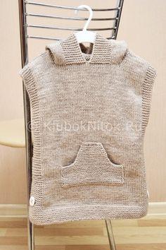 Жилетка Rabbit | Вязание для девочек | Вязание спицами и крючком. Схемы вязания.