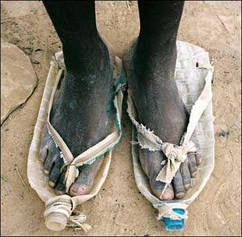 bottle shoes