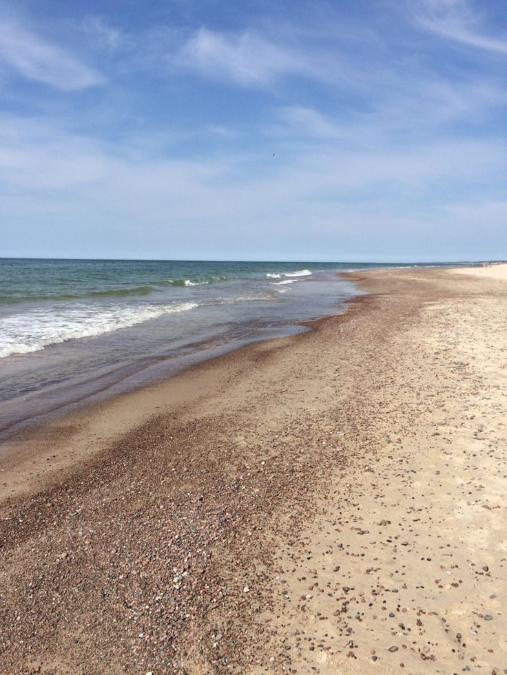 Куршская коса / Балтийское море