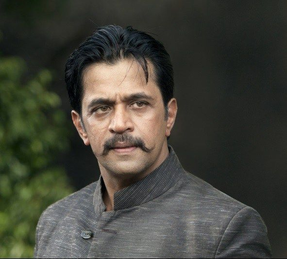 Arjun Sarja Height, Weight, Biceps Size and Body Measurements