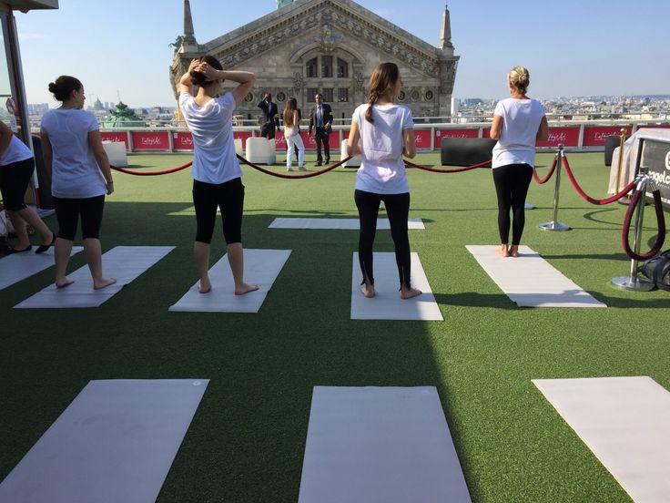 Les 5 meilleures excuses pour ne PAS se mettre au Yoga #yoga #yogapants #yogaclass #yogamat #unpeumieux #respirer #breathe #bienêtre