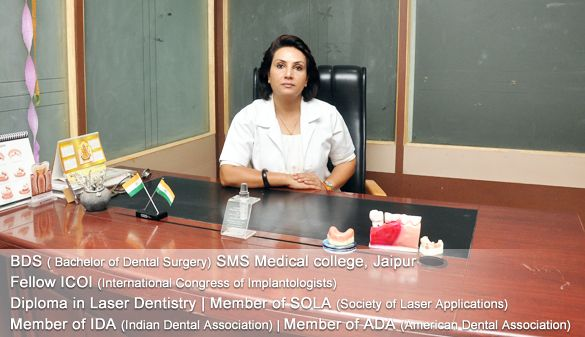 Marudhar Implant & Laser Dentistry Centre is a dental clinic in Jaipur, Rajasthan. We provide all types of quality dental treatments under one roof at cheap rates. Call us @ +91-141-2357723. Visit more information here : http://www.marudhardentalclinic.com