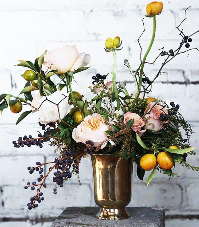 Flower Roses Pinterest: Best 25+ Winter Flower Arrangements Ideas On Pinterest