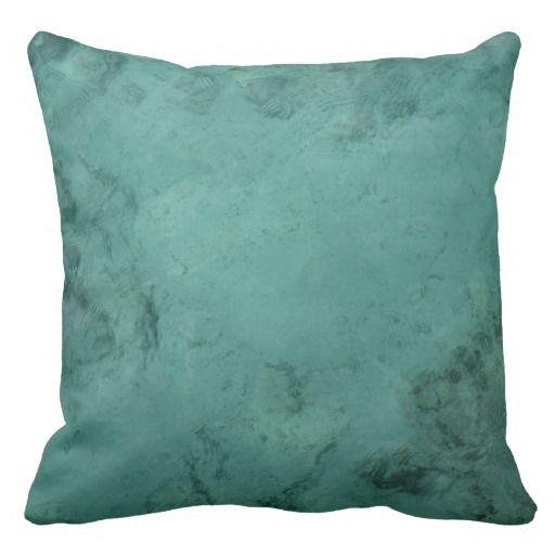 Caribbean Sea Pillow  #Pillow #Caribbean #Sea #Beach #Water #CaribLoveDesigns
