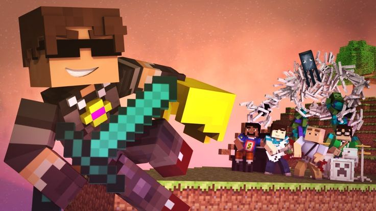 Official Minecraft movie coming from Warner Bros - GameSpot
