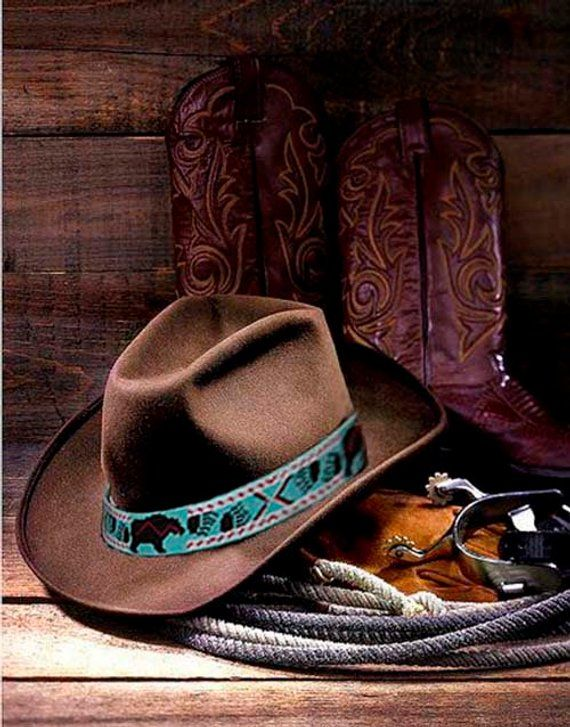 Genuine Cow LEATHER  Outback Western Cowboy Hat RODEO Texas Antique crocodile