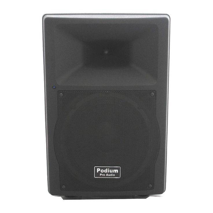 Podium Pro PP1207A Bluetooth 12-Zoll Active Speake # 12inch #Active #Bluetooth #K …  Podium Pro PP1207A Bluetooth 12-inch Active Speake <a class=