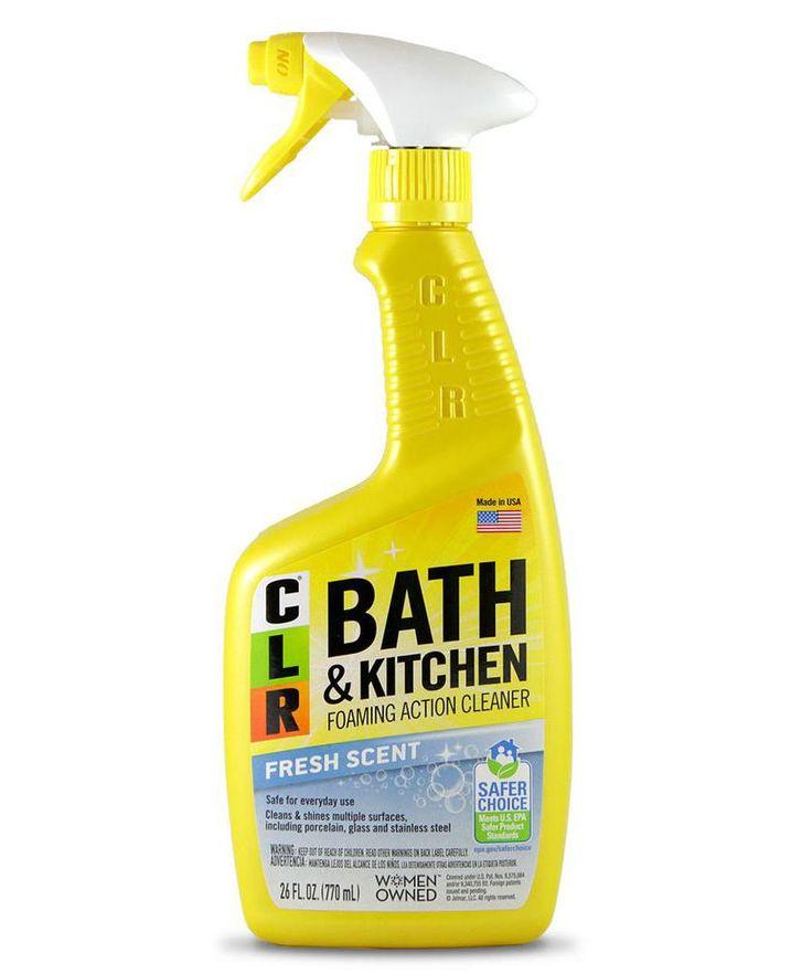 Clr bath kitchen cleaner 26 oz grout cleaner best