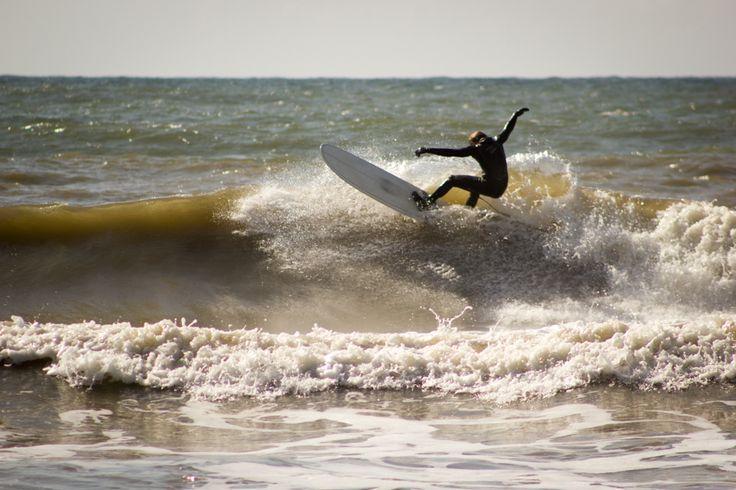 Denmark surfing