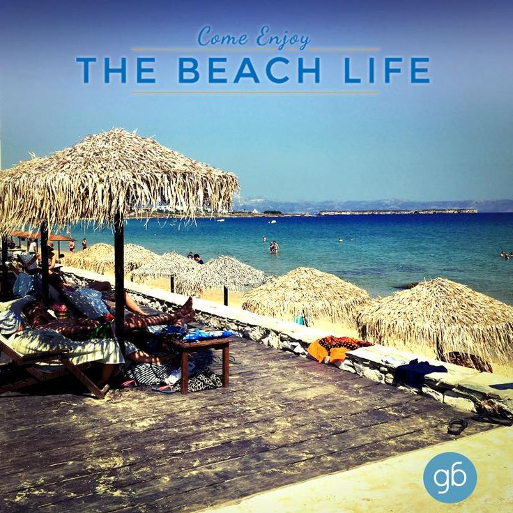 Beach Life @goldenbeachhotel! #goldenbeachhotel #goldenbeach #beach #paros #holidays #greece #hotel #summer #toparos