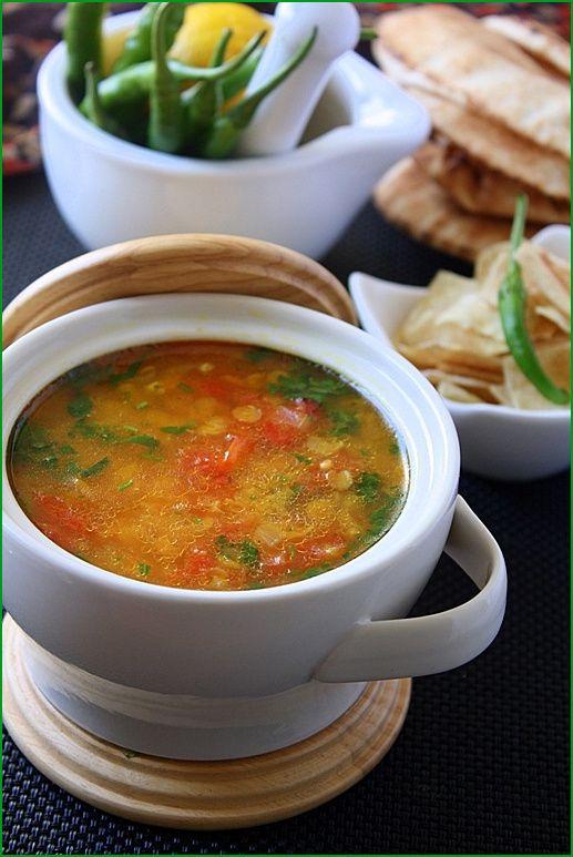 Шороба Адас(чечевичный суп)