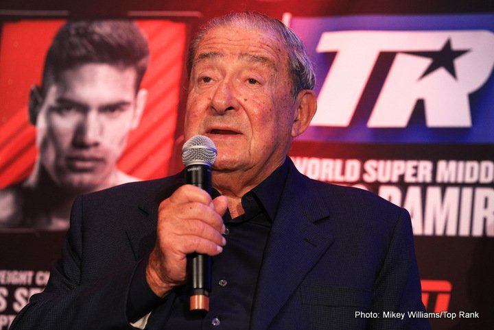 Bob Arum wants to build up Terence Crawford-Errol Spence clash – to Super-Fight status #BoxingNews #allthebelts #boxing