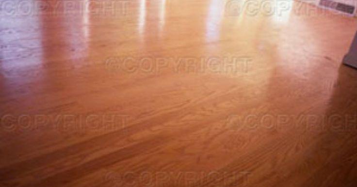 Tipos de limpiadores para pisos laminados
