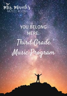 Third Grade Program: You Belong Here. Blog post includes song and dance ideas to turn this book into a musical program!