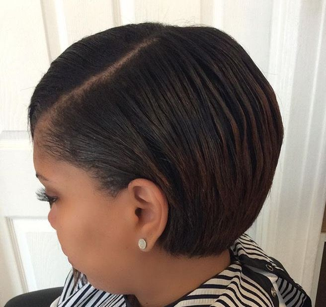 simple hair styles 555 best sew in or weave styles images on 1537