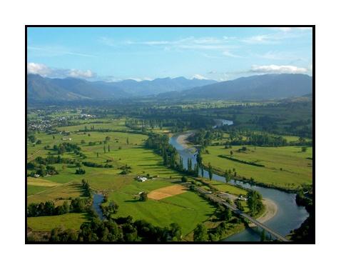 Takaka Valley. Quintessential NZ