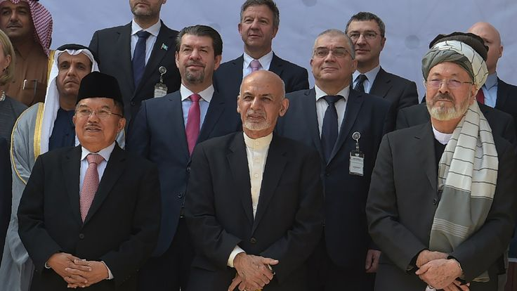 Afghan president might have just forced Trump to negotiate with the Taliban   ---   Ashraf Ghani offered to recognize the Taliban as legitimate party
