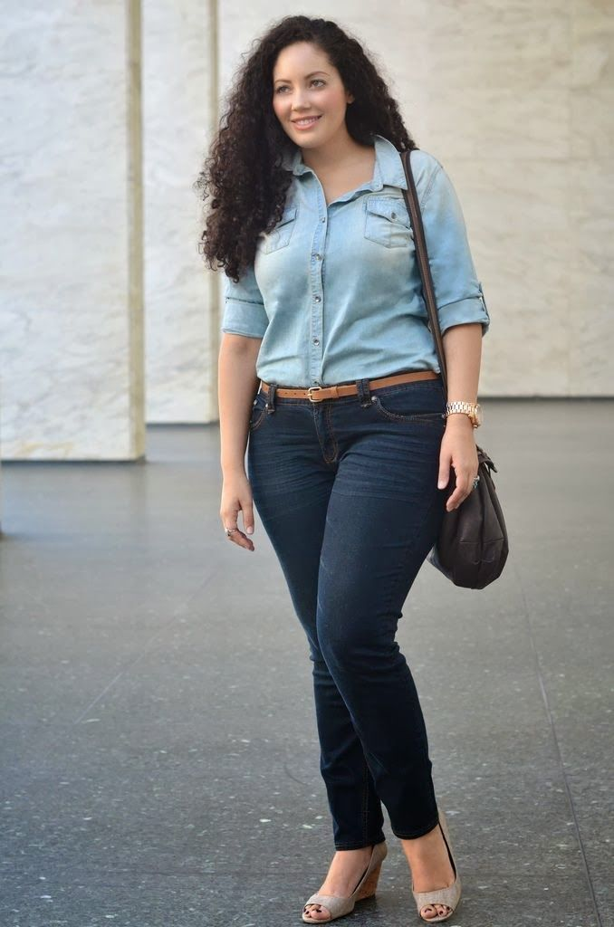 Plus Size Street Style Big Girl Beauty Pinterest Smooth Style And Girl With Curves