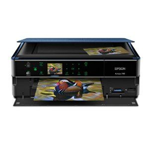 Special DIscount Epson Artisan 730 Wireless All-in-One Color Inkjet Printer, Copier, Scanner (iOS/Tablet/Smartphone/AirPrint Compatible) (C11CB18201)