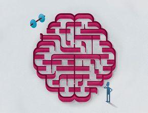 Preguiça é coisa da sua cabeça Ciência isola área do cérebro responsável pela motivação para exercícios — ideia é usar descoberta no tratamento da depressão
