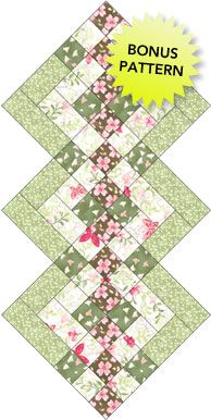 fun pattern to try!: Quilts Patterns, Creative Quilter, Fun Patterns, Nice Patterns, Easy Patterns, Fashion Color, Tables Runners, Christmas Color, Cute Pattern