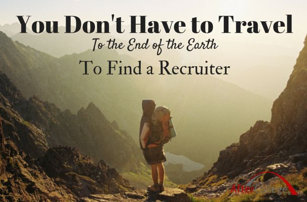 You don't have to travel to the end of the Earth to find a Recruiter #recruitment