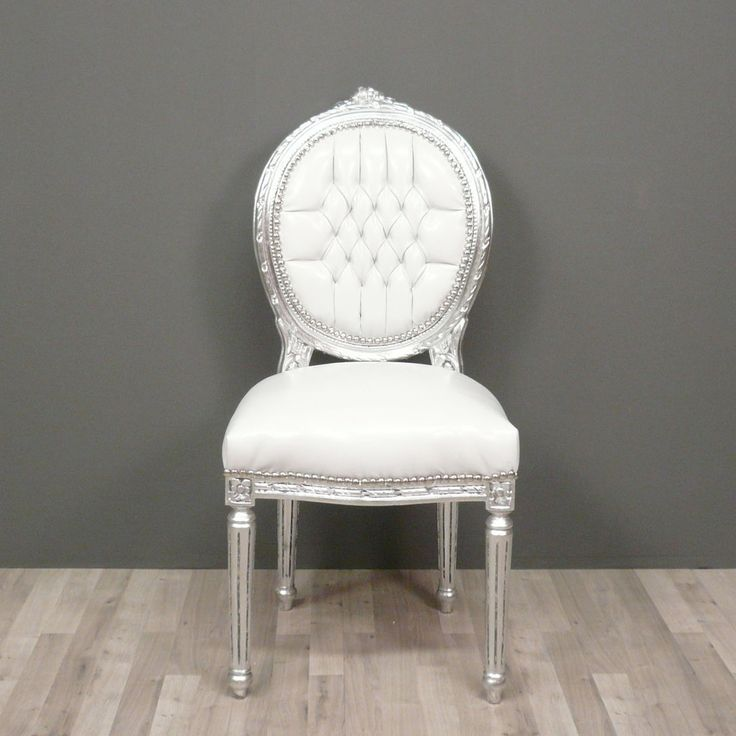 25 best ideas about chaise baroque on pinterest - Chaise baroque argentee ...