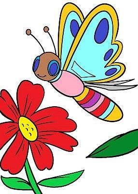 Kostenloses Malbuch für Kinder mit über 35 kindgerechten Motiven - Free coloring book for kids with more than 35 motives.  Completely free for download!  #malbuch #kostenloss #coloringbook #free #ausmalbilder #ausmalen #coloring #kinder #kids