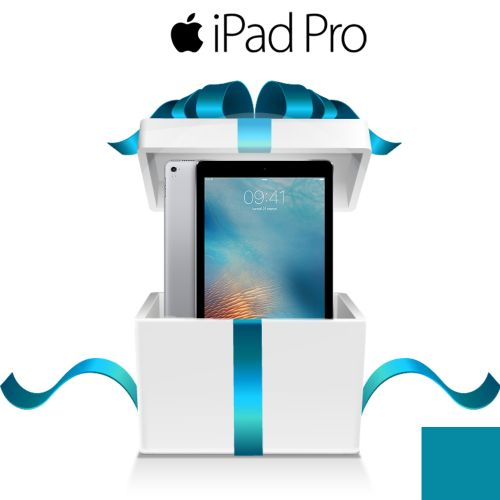 Apple i-Pad Pro 12.9 inch 32 GB CLASSIC 13 Users