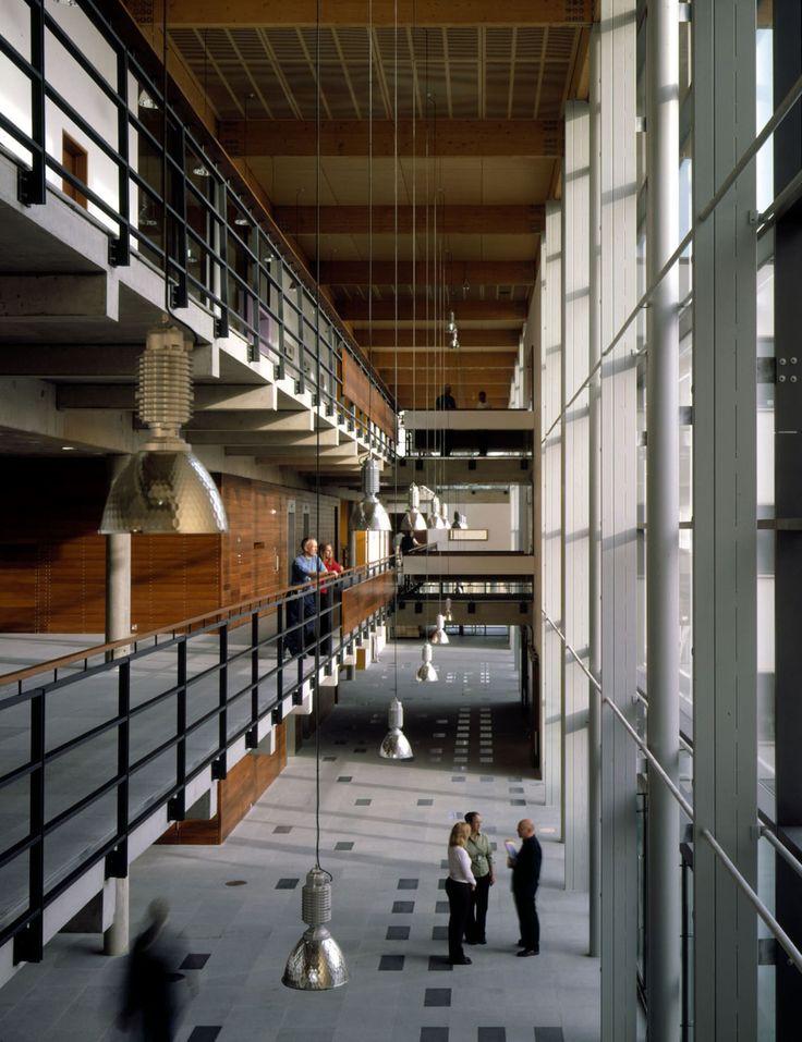 RMJM · William Gates Building, University of Cambridge