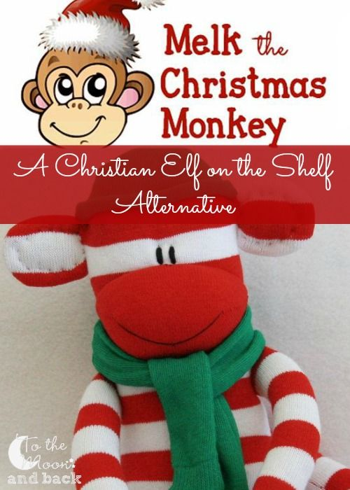 138 Best Melk The Christmas Monkey Images On Pinterest