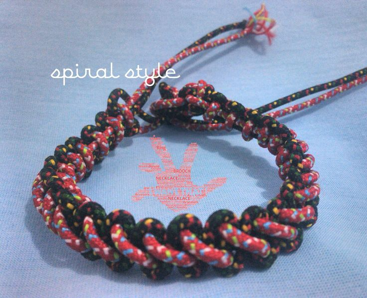 Friendship bracelet / Prusik bracelet / Handmade / Handcraft / Outdoor Accesories / Bracelet / I Want That!