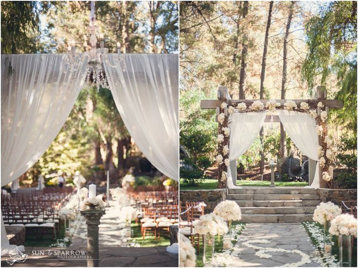 Jason Wahler and Ashley Slack get married // Calamigos Ranch Wedding