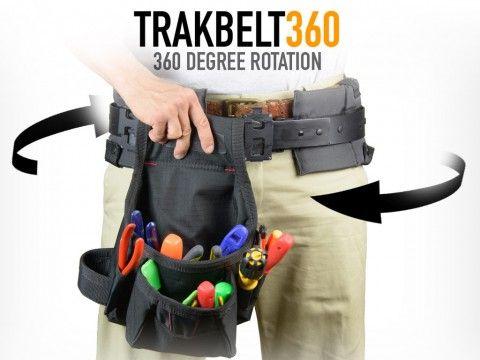 TrakBelt360™ - это система ремней для крепления на поясе, которая позволяет получать быстрый доступ к каждому предмету, размещенному на нем.  TrakBelt360 ™ - запатентованная система, обеспечивающая ле…