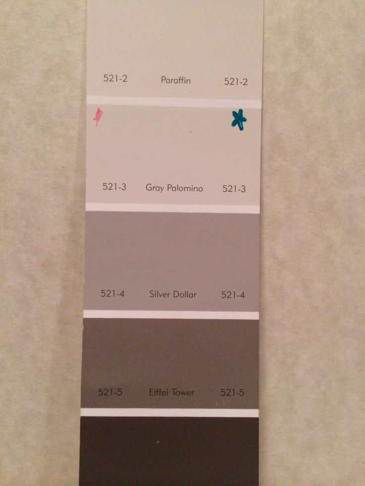 Downstairs And Hallway Paint Color Ppg Gray Palomino 521
