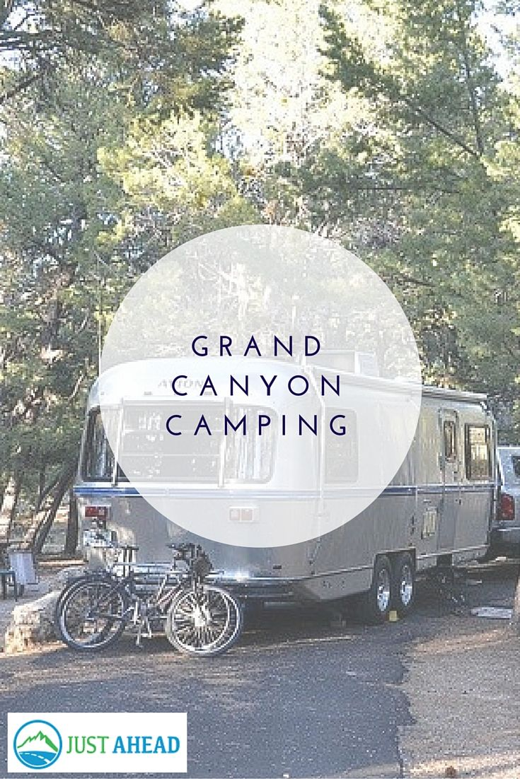 It's hard to top the thrill of camping out in Grand Canyon National Park, one of the world's most magnificent settings. When the breeze comes up, carrying the aromatic scent of piñon and cedar, and you gaze up at a stunning canopy of stars, you'll be glad you opted for one of the park's campgrounds, or one of the nearby camping options. Bear in mind that Grand Canyon National Park has two rims: the more developed South Rim, and the more remote, less developed North Rim. #JustAhead