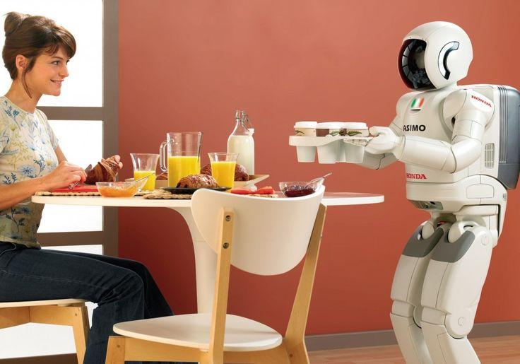 Estudios auguran que para el 2035 los #Robots reemplazarán el 50% de empleados. #Avancetecnológico #Robótica #NoticiasLunes #Lunes