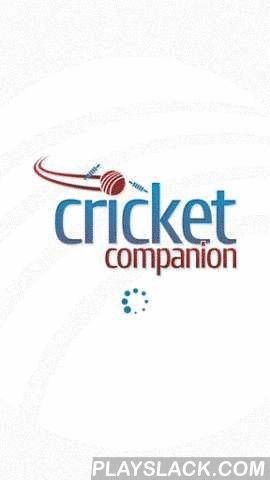 Live Cricket Scores & News  Android App - playslack.com , Cricket Companion Social, the first choice for live Cricket scores & features like live chat, commentary, comments, social media connectivity and much more. Invite your friends to your virtual stadium, shout, clap, dance and laugh with other cricket lovers anytime, anywhere and never miss a single moment of fun. Share pictures, videos, files etc. with your friends. Stay connected with facebook, twitter from within the app. Catch…
