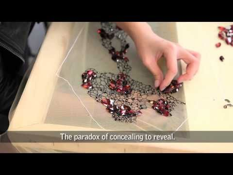 LASALLE-SWAROVSKI Collaboration 2012 - YouTube
