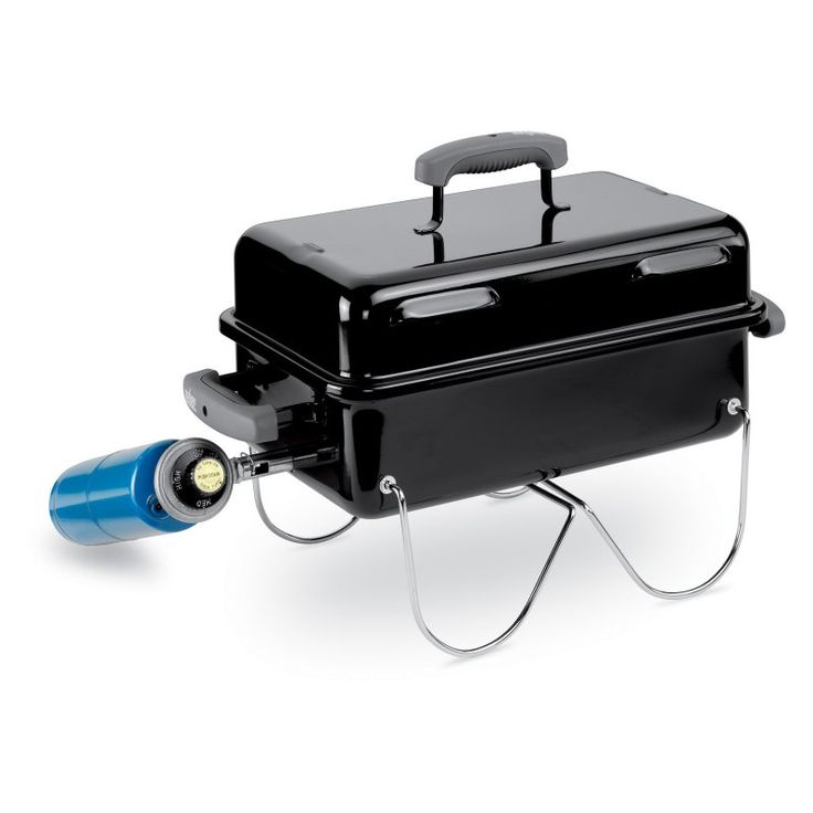 Weber Go-Anywhere Propane Gas Grill - 1141001