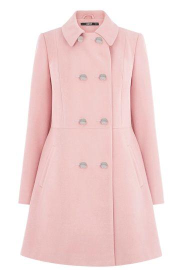 Oasis pink coat / Mantel im Prinzessinnenstil