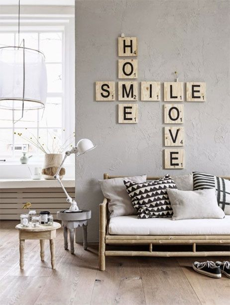 Best 12 Woontrend letters en teksten - Roobol images on Pinterest ...